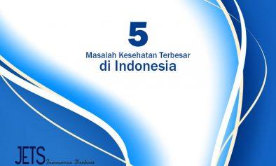 masalah kesehatan terbesar di indonesia